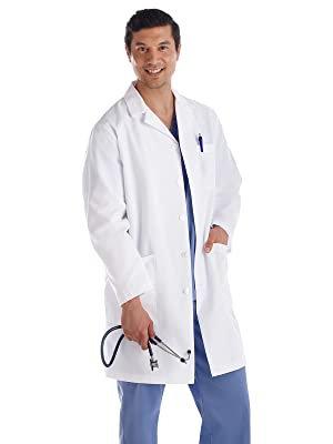"""Men's META 38"""" Lab Coat"""