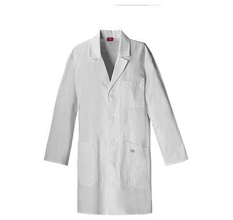 """Dickies Unisex 37"""" Lab Coat"""