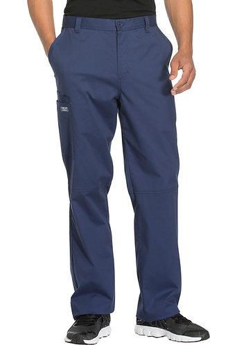 Men's Navy Scrub Pants