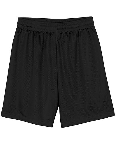 Rutgers SHP - Doctor of Physical Therapy Black Mesh Shorts (RECOMMENDED)