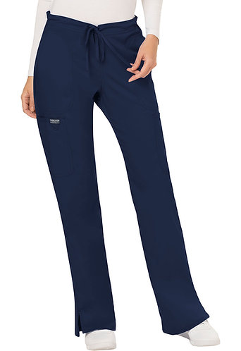 Women's Navy Scrub Pants