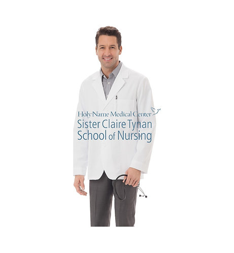 Holy Name School of Nursing Lab Coat