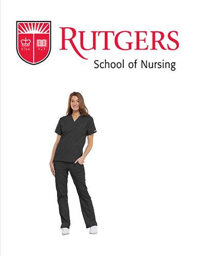 Rutgers School of Nursing Replacement Set (Female)