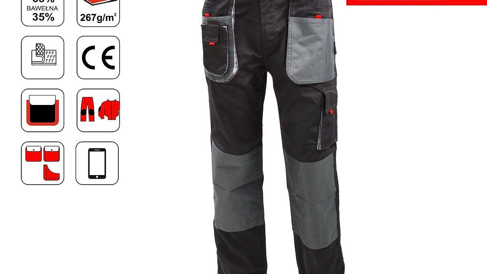Spodnie robocze Tvardy 11kieszeni