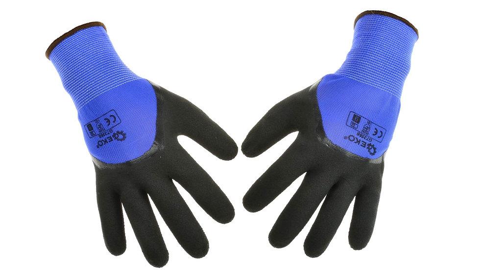 Rękawice ochronne wzmocnione pianką
