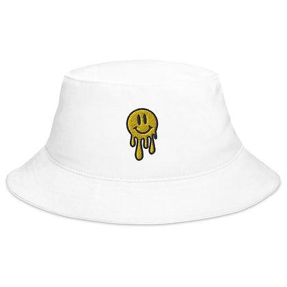 Smiley Drip Bucket Hat