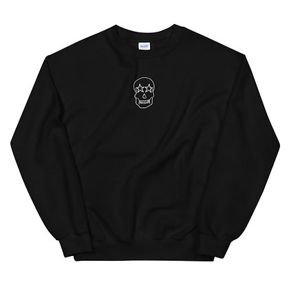 Star Eyed Skull Crew Neck