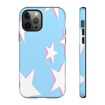 Blue Starry Phone Case