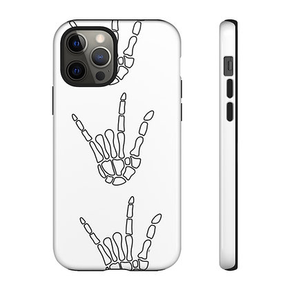 Rock N' Skull Phone Case
