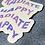 Thumbnail: wavy radiate happy sticker