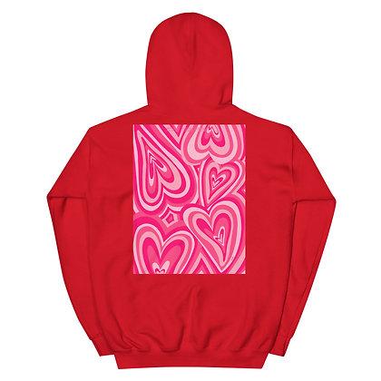 Type Of Love Pink Hoodie