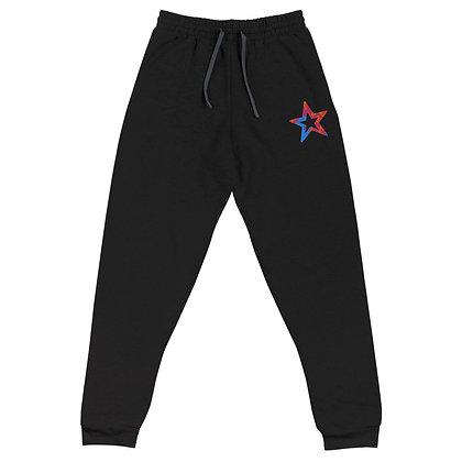 Tie Dye Star Sweatpants