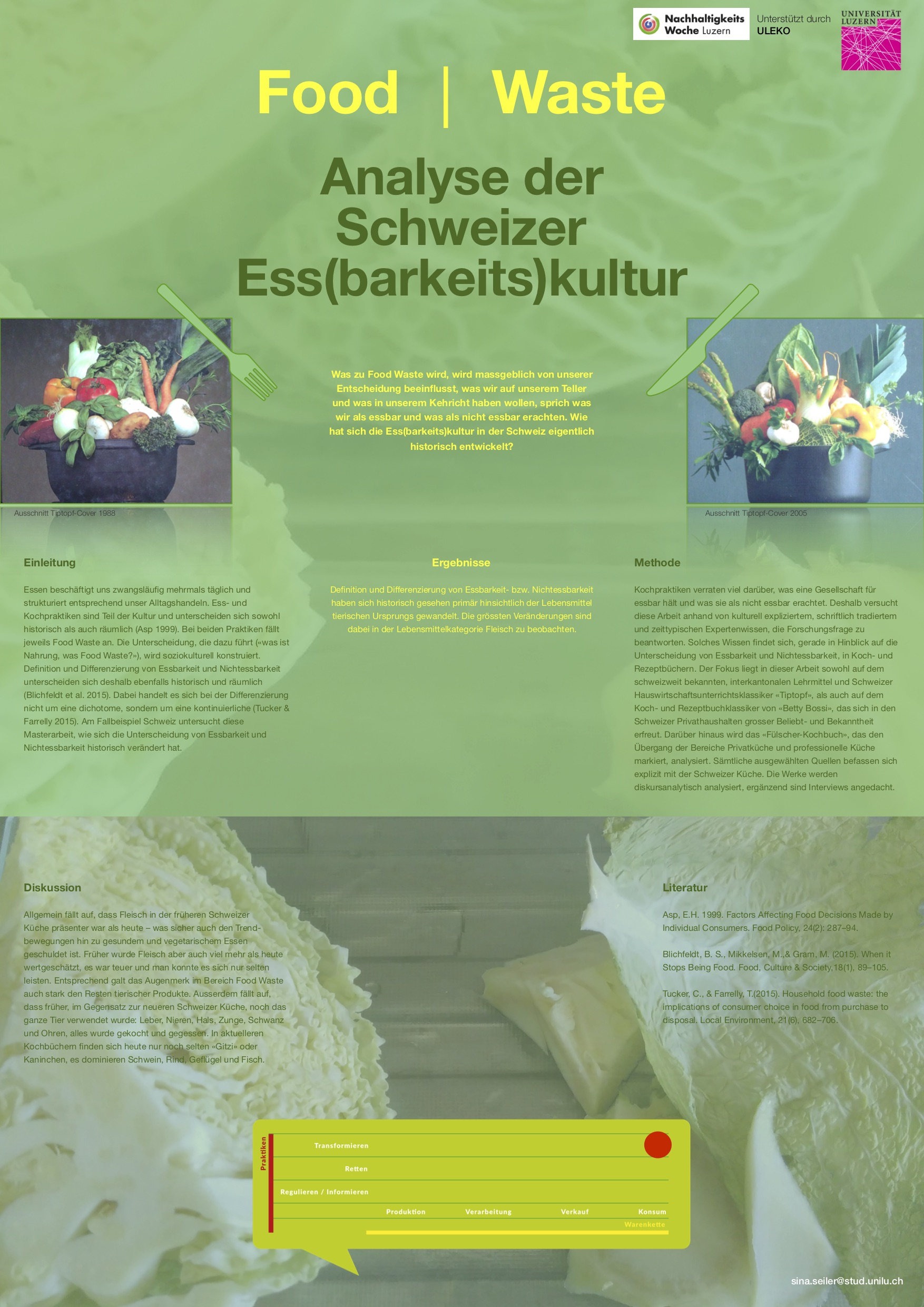 4Seiler_ Food Waste - Analyse der Schwei