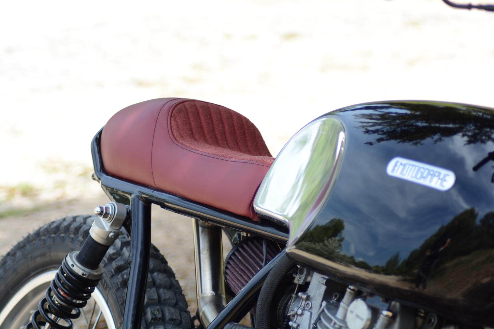SR500 CLASSIC LE MOTOGRAPHE