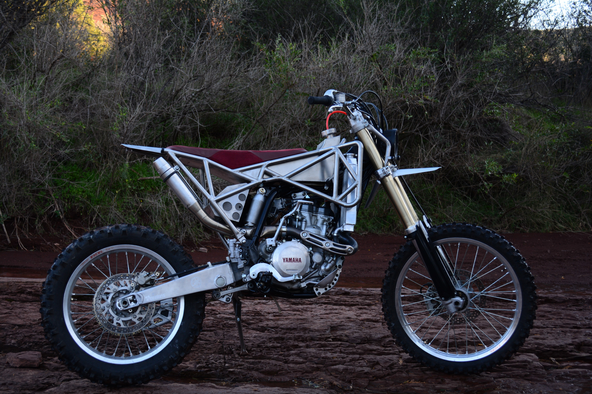 WRF 450 SKELETON EVO1