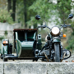 THE LAST CUP / SIDE CAR COFFE URAL
