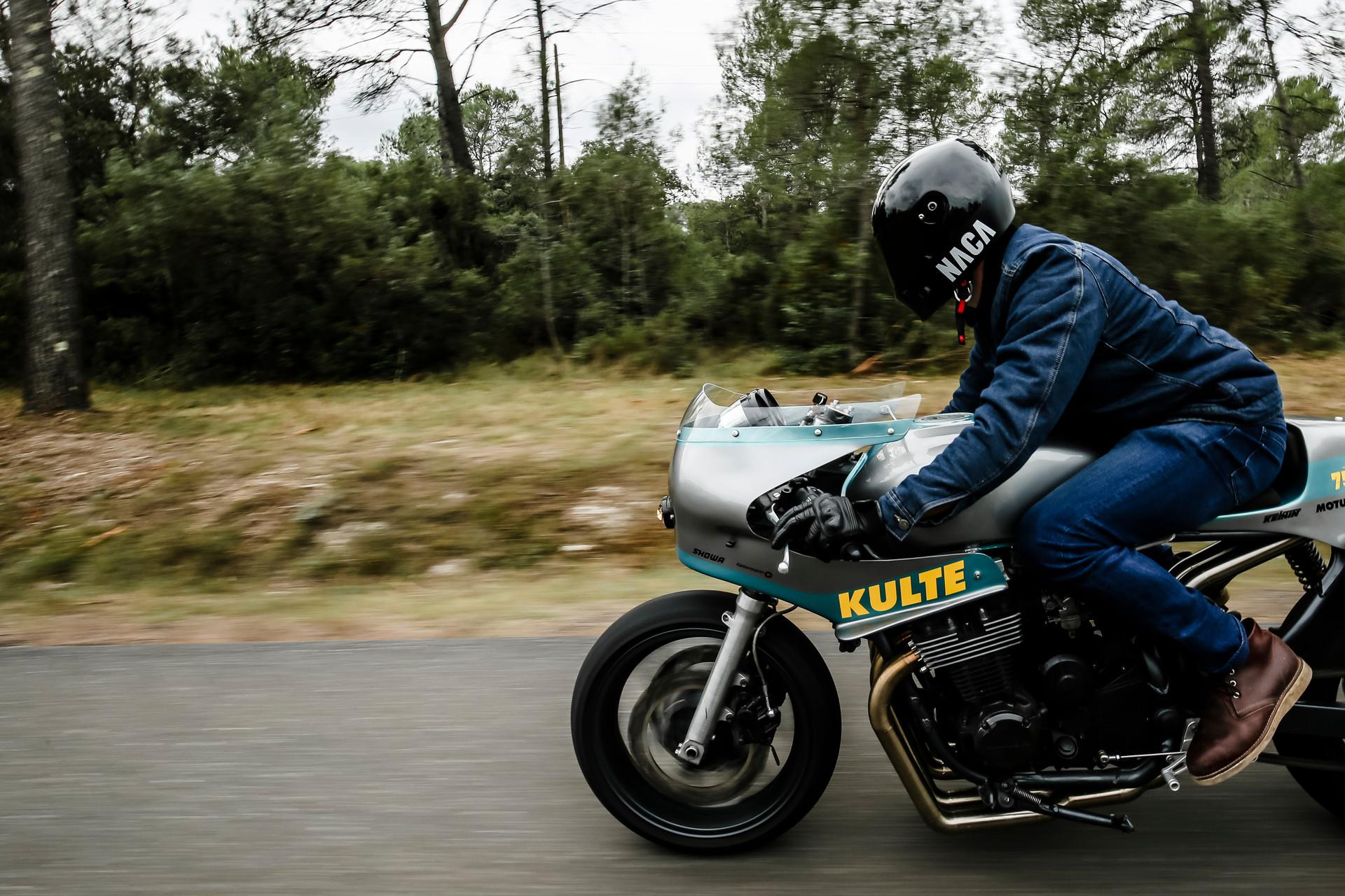 KULTE RACER / 750 RKB