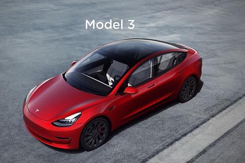 Pedidos Especiales Tesla Model3 Nuevo
