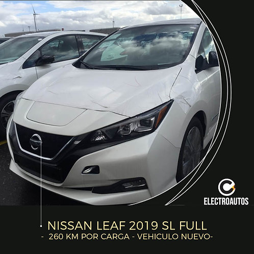 Nissan Leaf SL Full
