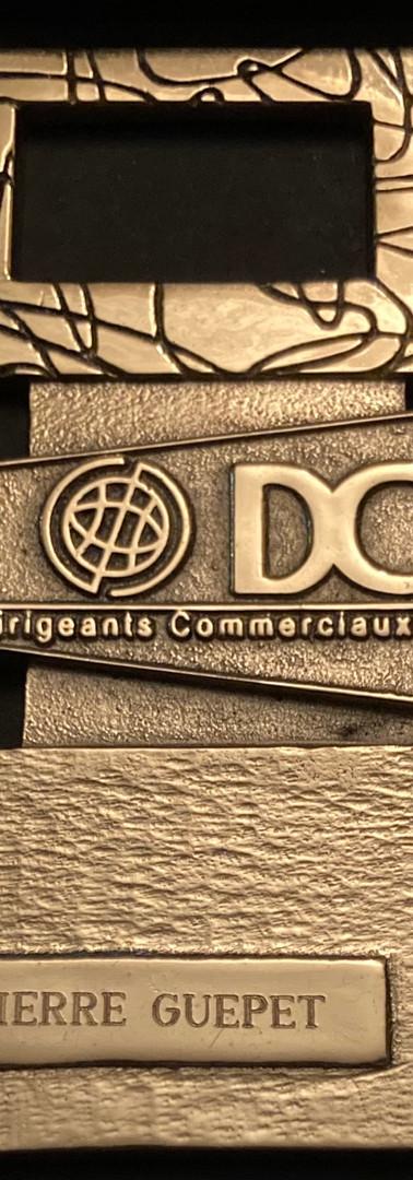 Médaille du Mouvement DCF 2020