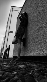 Model - Ffion Saunders Location - Merthyr Tydfil, Wales
