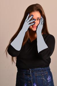 Model - Martha Skibniewski-Woods