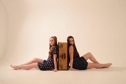 Models - Kate and Sasha
