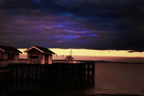 Location - Penarth Pier, South Wales