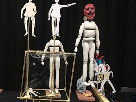 Puppetry Project.