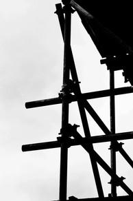 Black noise photography