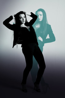 Model - Megan James