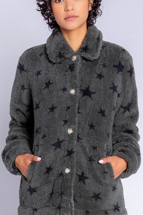 Cozy Star Jacket - PJ Salvage