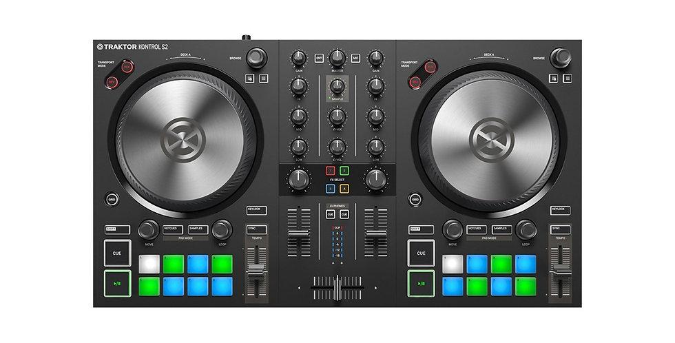 TRAKTOR KONTROL S2 MKII DJ controller