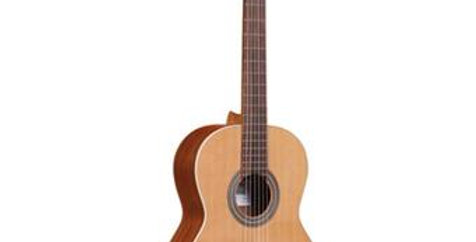 Alhambra Z nature classical guitar with hard case
