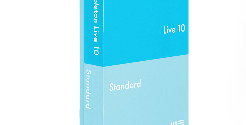 Ableton Live 10 Standard Edition, UPG from Live Intro