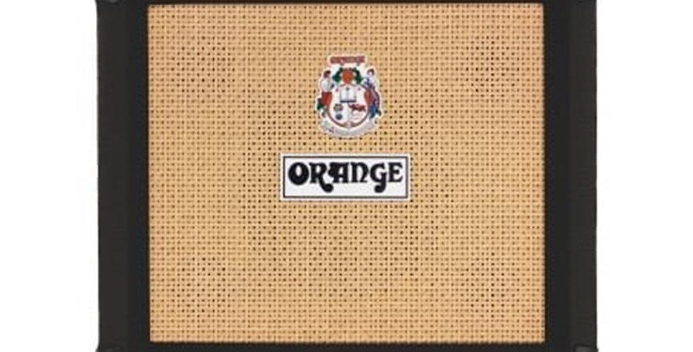 ORANGE CRUSH 12 Black Guitar AMP 12 W BLK