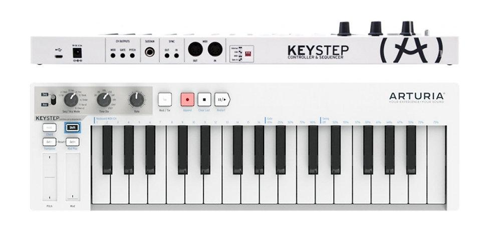 ARTURIA KEY STEP MIDI Controller
