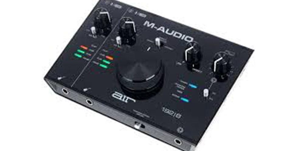 M-Audio AIR 192|8 USB 2x4 Audio Interface with MIDI