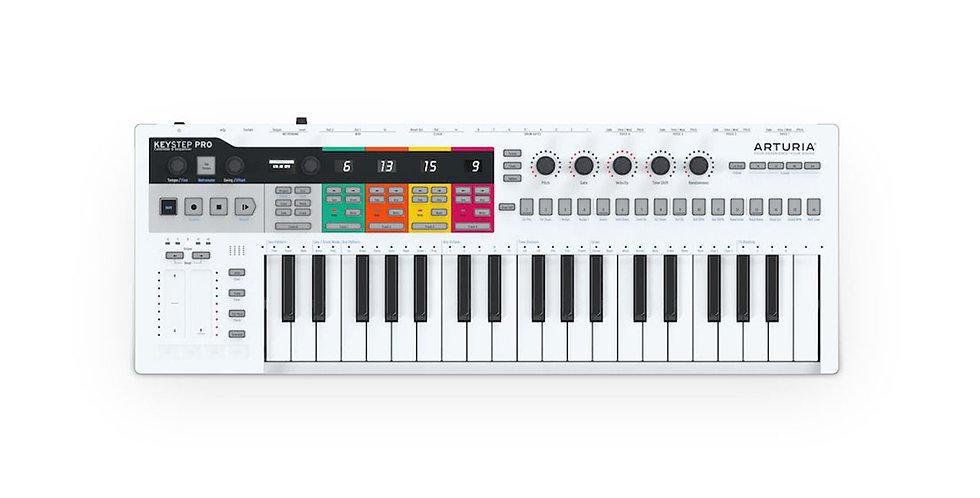 Arturia Keystep Pro 37, Keyboard Controller Sequencer