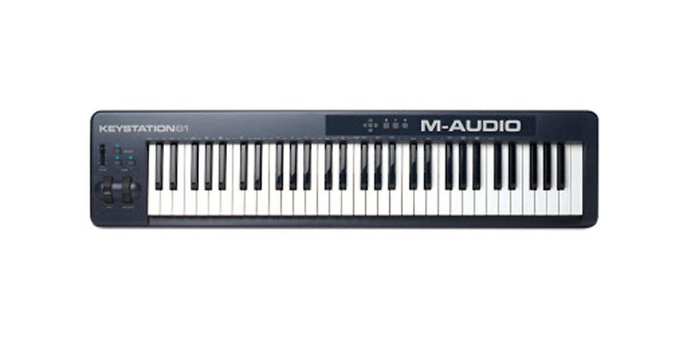 M-Audio KeyStation MK3 61key controller