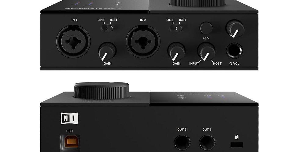 Native Instruments Komplete Audio 2, USB audio interface
