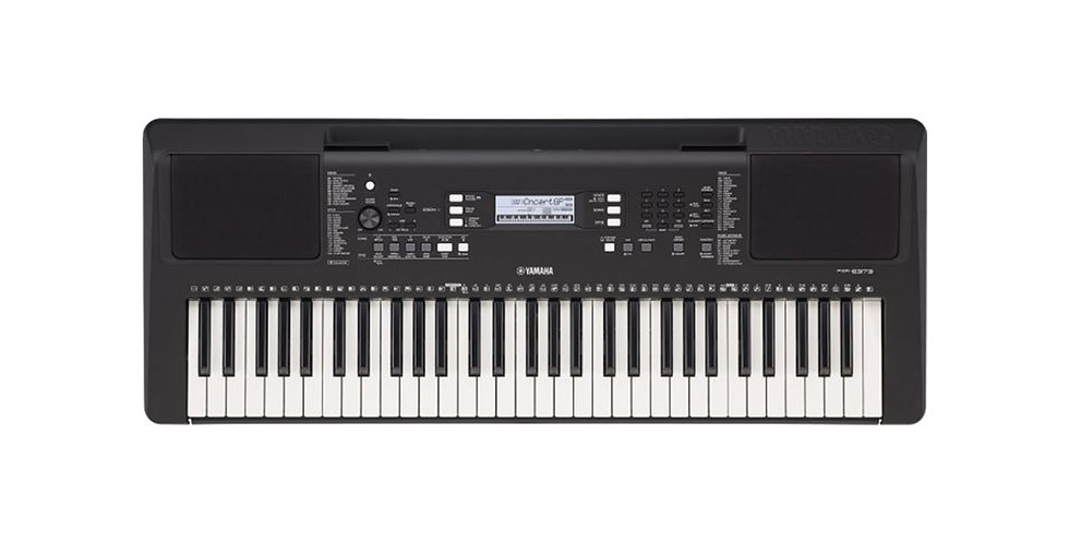 Yamaha PSR E373 61 key digital keyboard