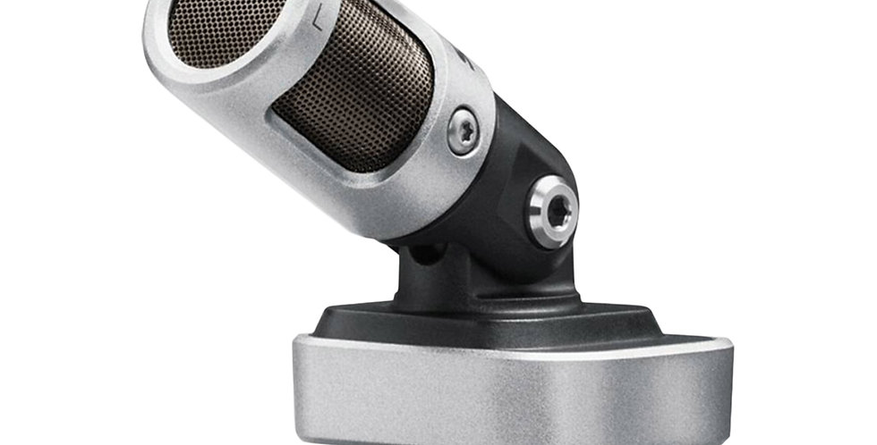 Shure MV88 Digital Stereo Condenser Microphone for iOS
