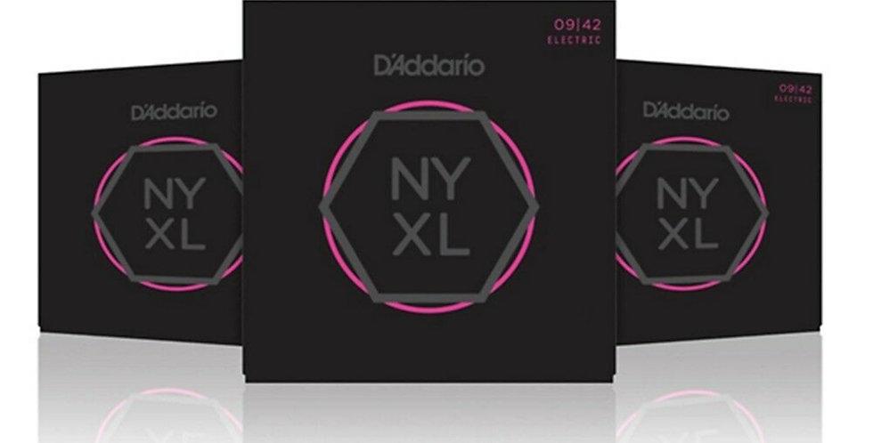 D'ADDARIO NYXL0942 ELECTRIC GUITAR STRING