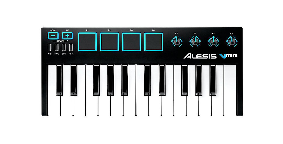 ALESIS V MINI 25 Key USB MIDI Controller