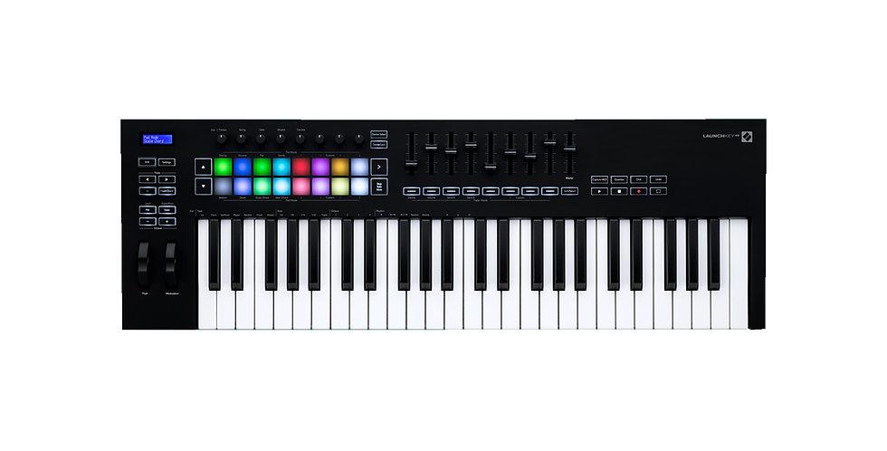 NOVATION LAUNCKEY 49 MKIII MIDI Keyboard