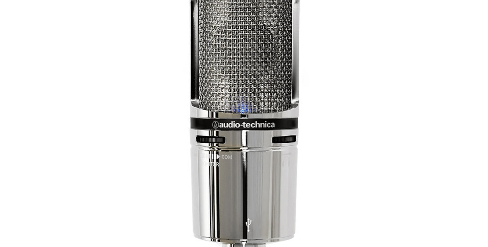 Audio Technica AT2020V Cardioid Condenser Microphone