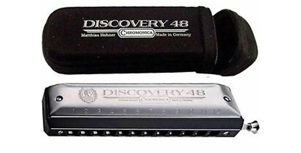 HOHNER HARMONICA DISCOVERY 48 C CHROMATIC 12 HOLES