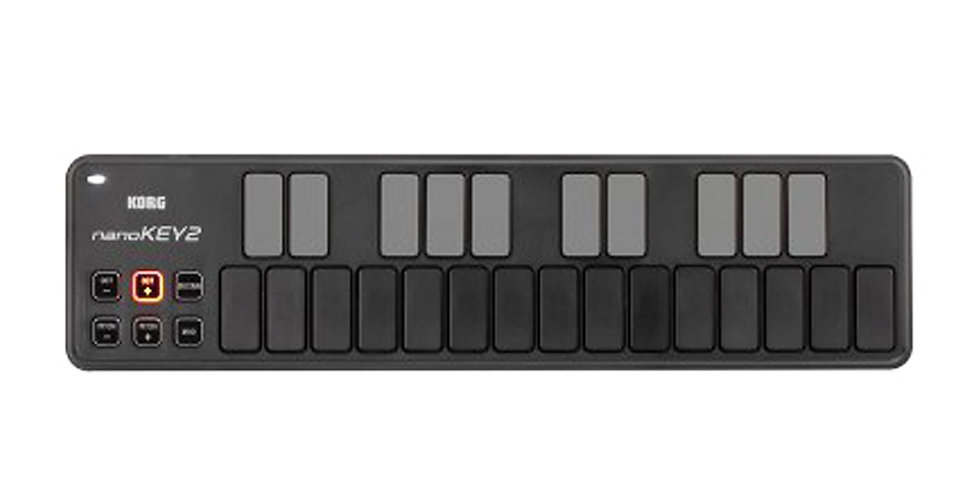 KORG NANOKEY2 USB-MIDI CONTROLLER