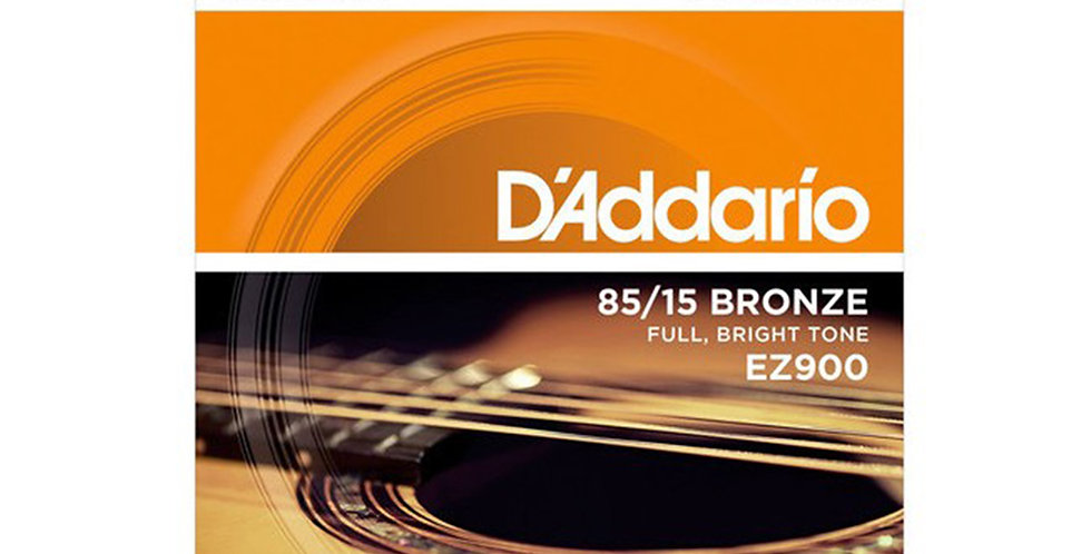 D'ADDARIO EZ900 Acoustic Guitar String set
